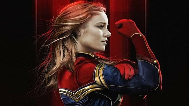 Sinopsis Film Captain Marvel Superheroes